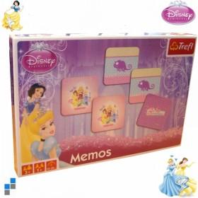 Disney memóriajáték – hercegnős