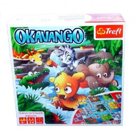 Okavango – társasjáték – x