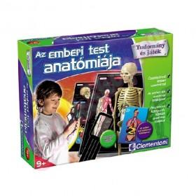Az emberi test anatómiája – Clementoni – x