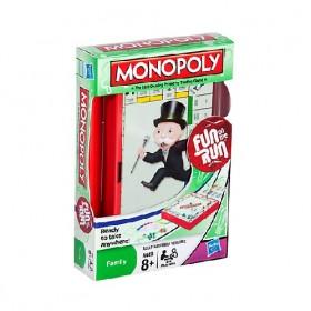 Monopoly – úti társasjáték – x