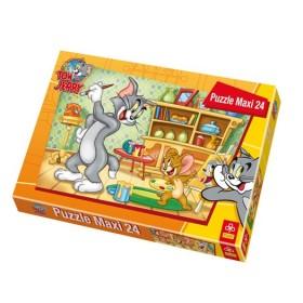 Tom és Jerry – puzzle – x