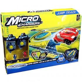 Micro Chargers versenypálya ugratóval – x