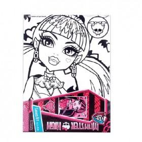 Monster High – festővászon – x