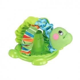 Fisher-Price: Forgó plüss teknőc barát – Mattel – x
