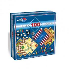 Játékgyűjtemény 100 db-os – Noris  – x