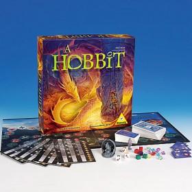 A Hobbit társasjáték – Piatnik – x