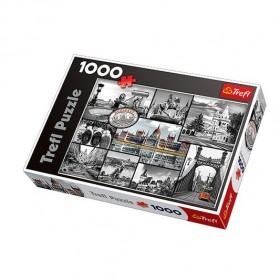 Budapest kollázs – 1000 db puzzle – x
