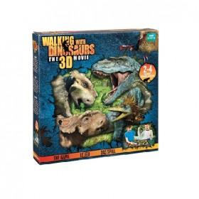 Dinoszauruszok a föld urai csontásó társasjáték – x