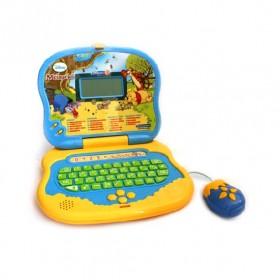 Micimackós interaktív gyermek laptop – x