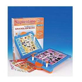 Clemetoni Sapientino – Enciklopédia – készségfejlesztő játék – x