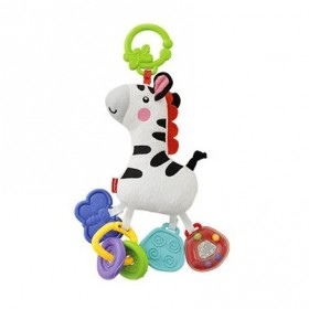 Fisher Price Csüngő Zebra plüss babajáték – x