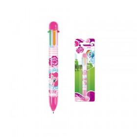 Én kicsi pónim – 6 színű toll